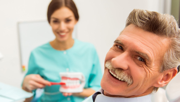 Who Is A Candidate For Dentures & Partials